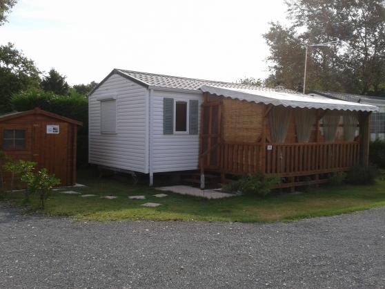 mobil home 3 chambres proche de royan caravanes camping car caravanes breuillet reference. Black Bedroom Furniture Sets. Home Design Ideas