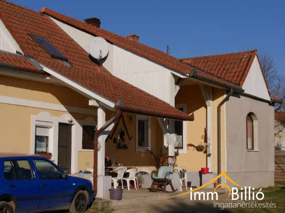 Maison en Hongrie proche du lac Balaton