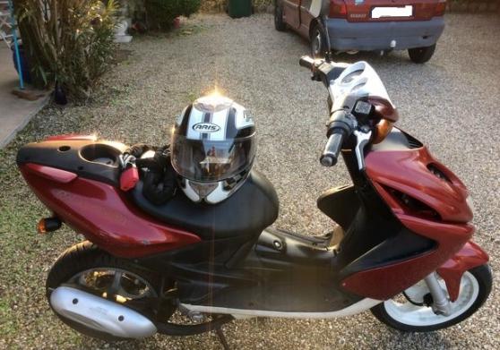 Annonce occasion, vente ou achat 'Scooter 50cc mbk nitro 1250'