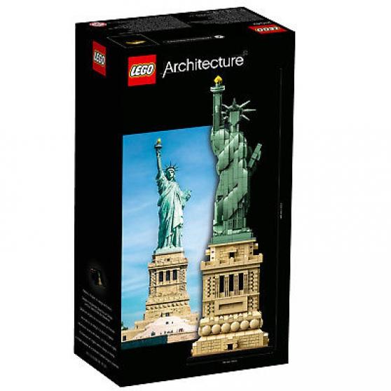 Annonce occasion, vente ou achat 'LEGO Architecture Villa Savoye (21014)'