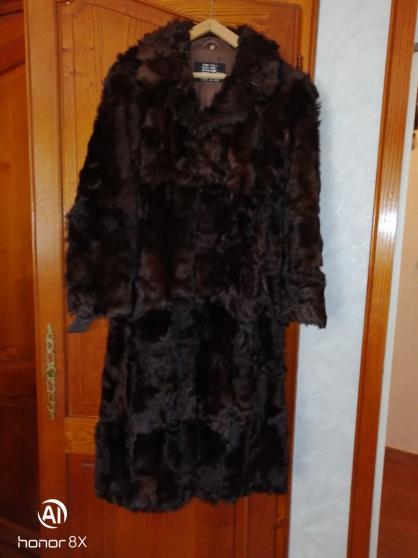 manteau de vison manteau mouton