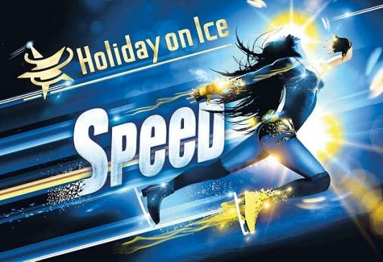 Annonce occasion, vente ou achat '2 billets pour Holiday on Ice ce mardi'