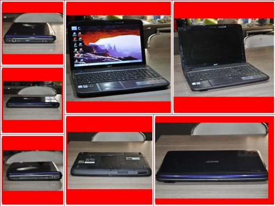 Annonce occasion, vente ou achat 'Acer Aspire 5738ZG de 15,6 pouces'