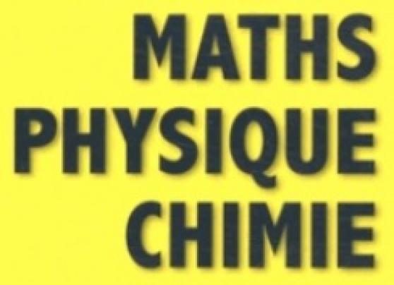 Cours de Mathématiques, Physique-Chimie