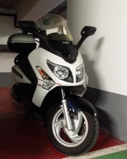 Scooter SYM 125 GTS Evo (Crit'air 2)