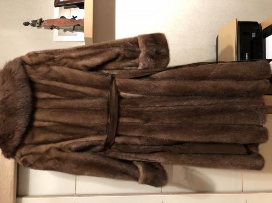 Annonce occasion, vente ou achat 'Manteau femme'
