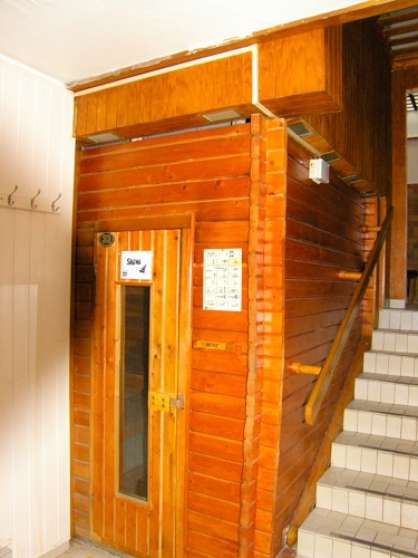 Sauna professionnel occasion