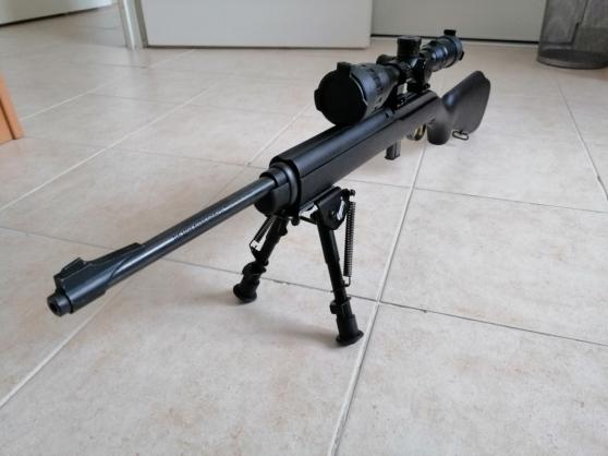 Carabine 22LR tir sportif