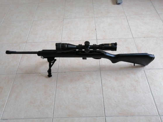 Carabine 22LR tir sportif - Photo 3