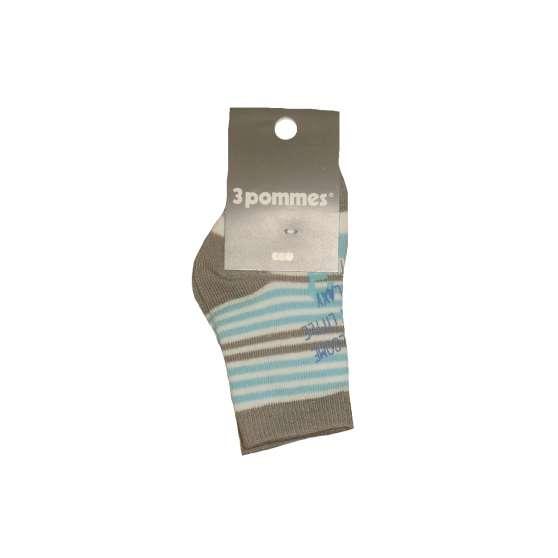 Annonce occasion, vente ou achat 'Chaussettes« 3 POMMES »neuves,étiquetées'