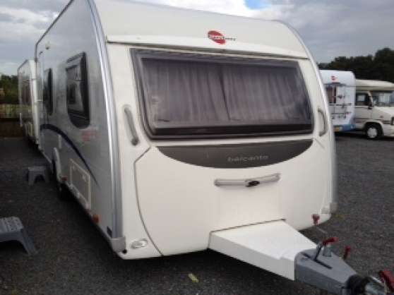 caravane burstner belcanto 470 tl claye souilly. Black Bedroom Furniture Sets. Home Design Ideas