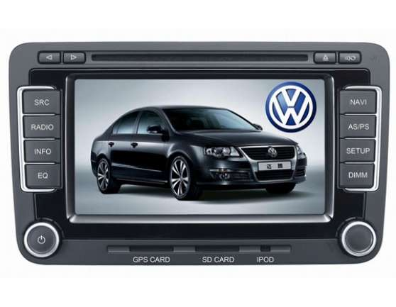 Autoradio vw dvd gps auto accessoires audio athis mons for Garage volkswagen athis mons