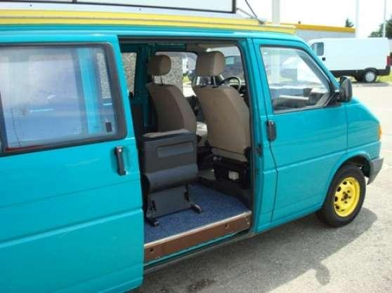 Camping-car VW T4 diezel aménagé - Photo 2