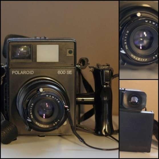 Annonce occasion, vente ou achat 'polaroid 600se'
