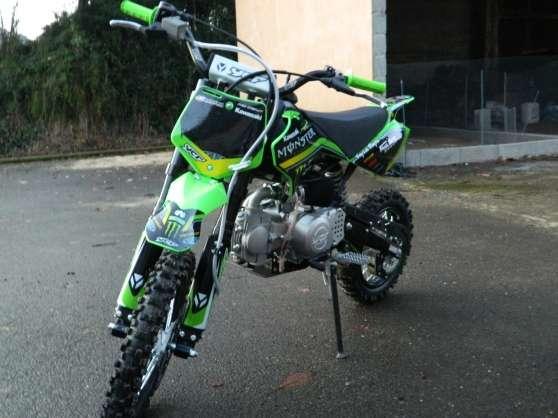 Dirt bike 125