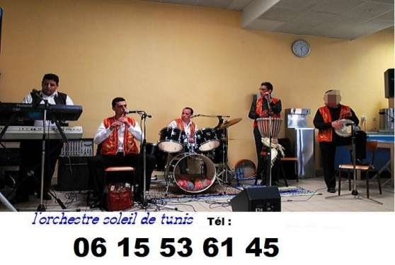 Annonce occasion, vente ou achat 'orchestre orientale tunisien'