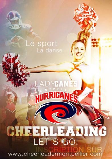 Entraînements de cheerleading