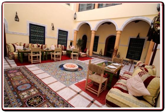 URGENT cède droit séjour Marrakech
