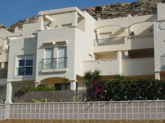 duplex espagnole almerimar andalousie andalousie vacances tourisme espagne andalousie. Black Bedroom Furniture Sets. Home Design Ideas
