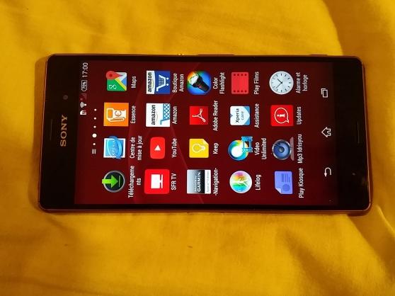 Annonce occasion, vente ou achat 'Smartphone sony Xpéria Z3'