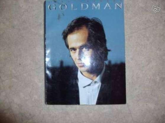 Partitions de guitare JJ GOLDMAN