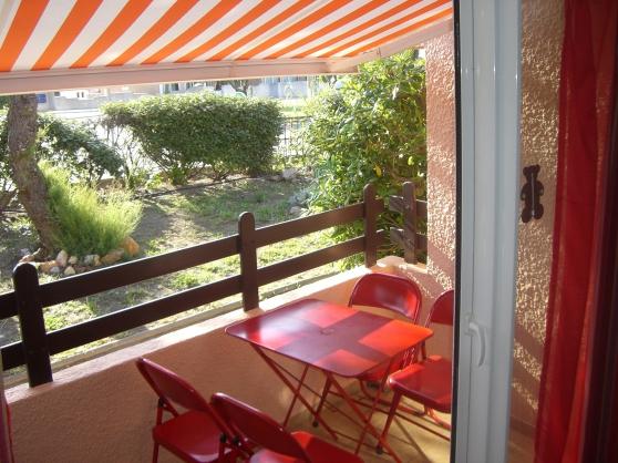 Studio 4 pers clim parking 450m plage port la nouvelle immobilier location saisonni re - Code postal port la nouvelle ...
