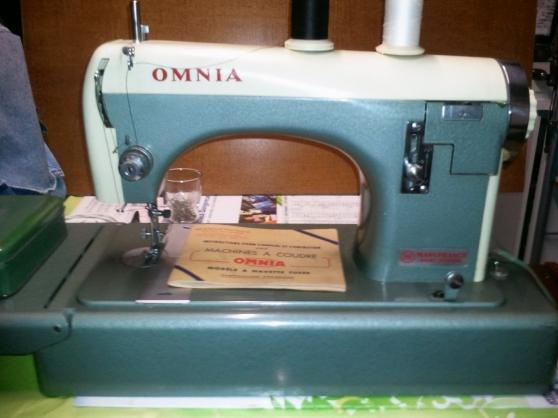 Annonce occasion, vente ou achat 'Machine à coudre Omnia'