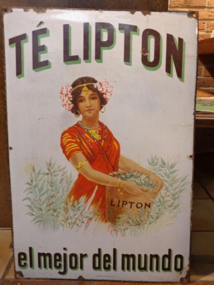 Lipton Tea Angleterre Indien