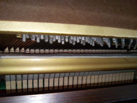 Vend Piano droit Rösler - Photo 3