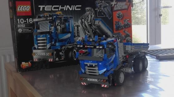 camion élévateur lego - Annonce gratuite marche.fr