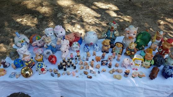 Annonce occasion, vente ou achat 'collection cochons'