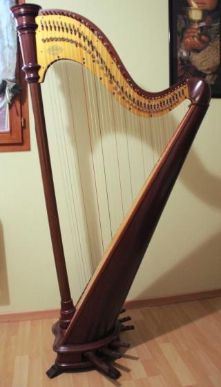 Annonce occasion, vente ou achat 'Harpe Camac Simple Mouvement'