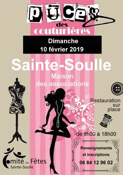 puces des couturières - Annonce gratuite marche.fr
