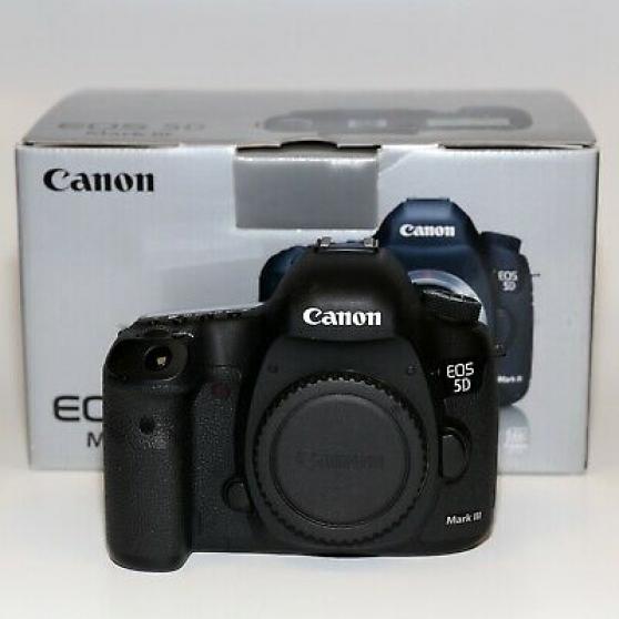 Annonce occasion, vente ou achat 'Canon EOS 5D Mark III Body 45.397 Shots'