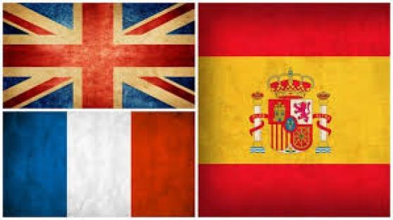 Annonce occasion, vente ou achat 'Francés / Spanish / Anglais'