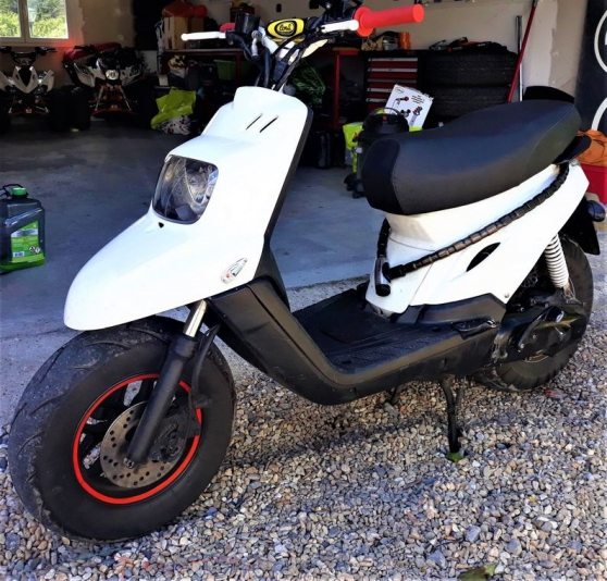 scooter mbk booster encore neuf