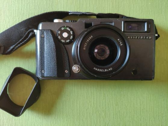 Annonce occasion, vente ou achat 'Hasselblad Xpan I Bon état avec 45mm F4'