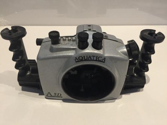 Appareil photo sous-marin Aquatica Canon