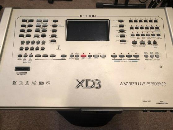 Ketron XD-3