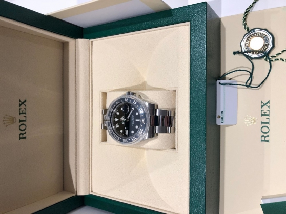 Annonce occasion, vente ou achat 'Submariner date Oyster 116610LV HULK'