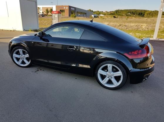 Audi TT Coupé 2.0 TDI 170 Quattro Ambiti