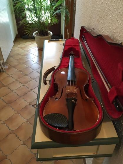 Annonce occasion, vente ou achat 'violon CH. J.B. Collin-Mezin 1950'