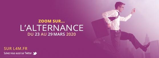Zoom sur l'Alternance – sur L4M.fr