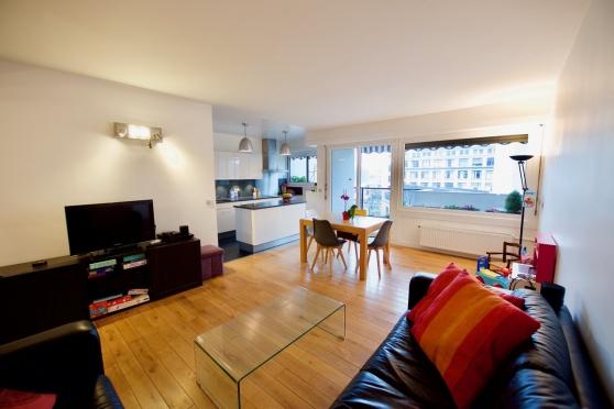 Appartement 79m² Auteuil Sud / Molitor