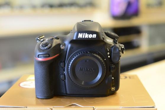 Annonce occasion, vente ou achat 'Occasion NIKON D800E'