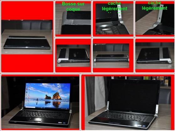 Annonce occasion, vente ou achat 'Dell Studio XPS 1640 de 16,9 pouces'
