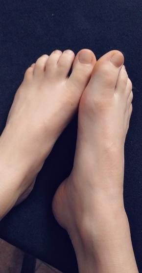 Photos pieds
