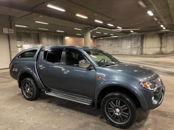 Mitsubishi L200 Double Cab X Edition