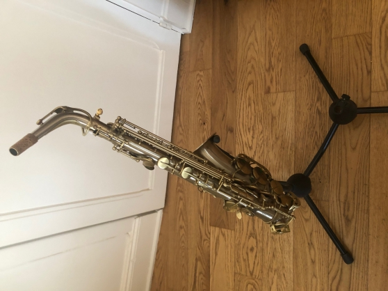 Annonce occasion, vente ou achat 'saxophone Gilbert Bouton AAM 689M'
