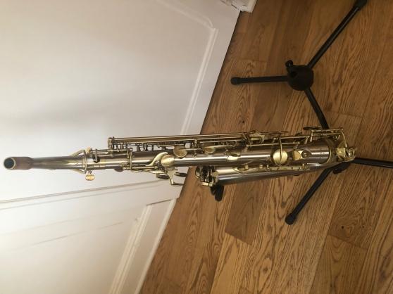 saxophone Gilbert Bouton AAM 689M - Photo 3